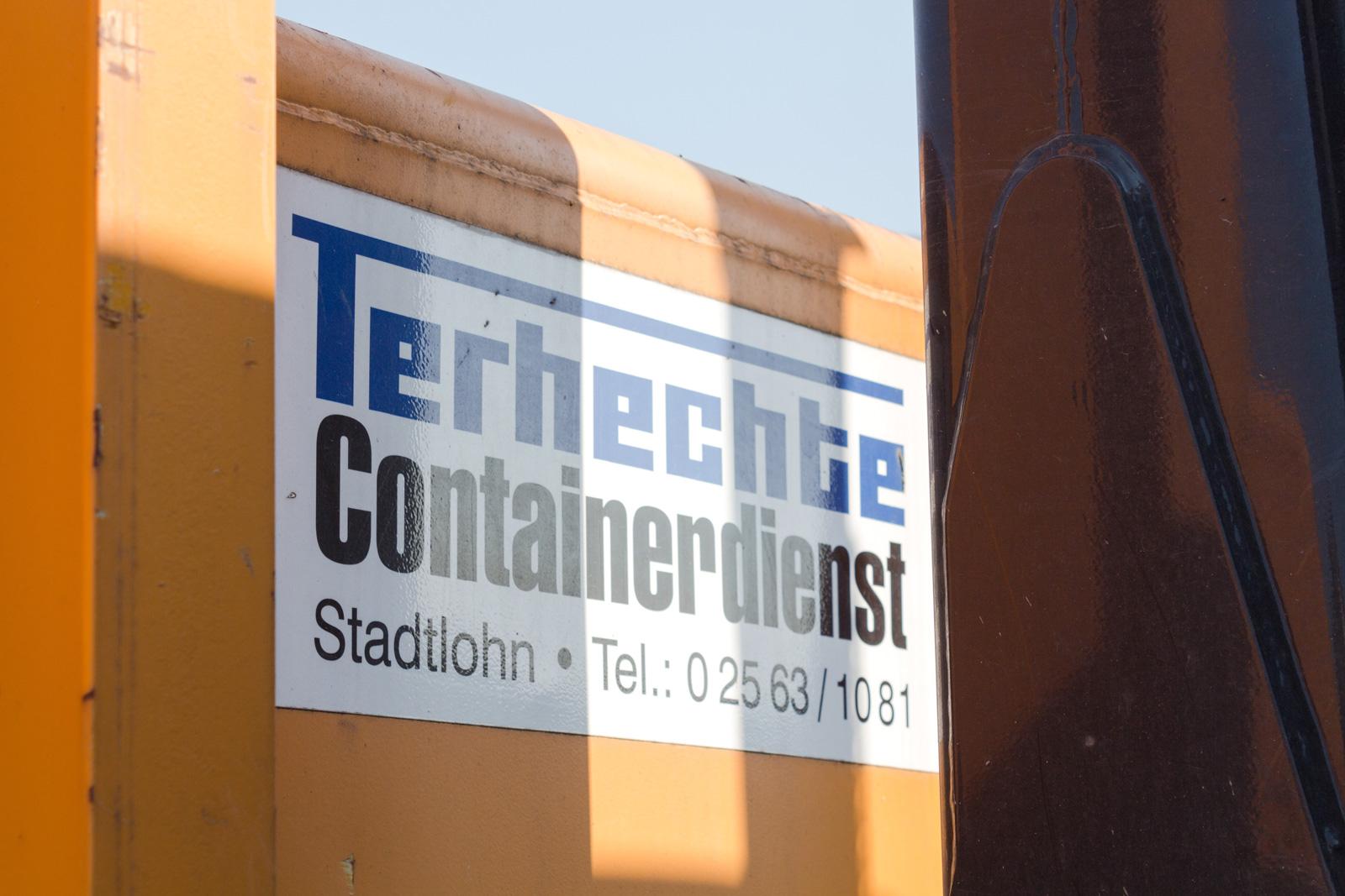 Containerdienst von 4 bis 28 cbm